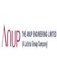 THE ANUP ENGINEERING LTD.